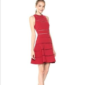 KeepSake Heart Beat Sleeveless Fit & Flare Dress 2